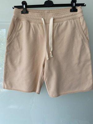 Juvia Pantaloncino a vita alta crema