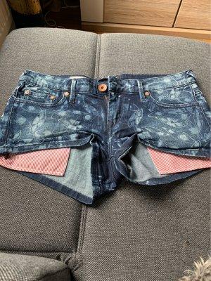 Pepe Jeans London Short moulant multicolore
