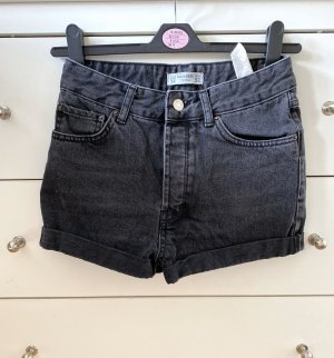 Pull & Bear Short en jean multicolore