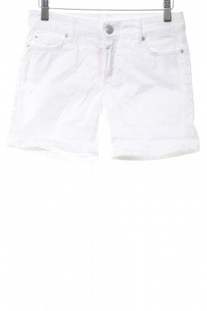 Shorts weiß Casual-Look