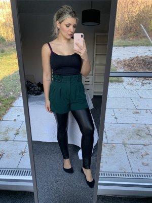 Shorts Zara Petrol