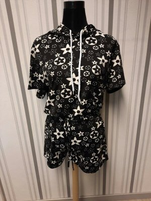 Twin Set tipo suéter black-white polyester