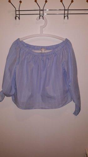 Shoulder Bluse