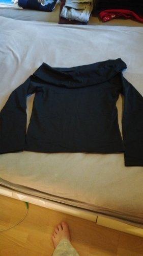 lior m. Koszulka na jedno ramię czarny