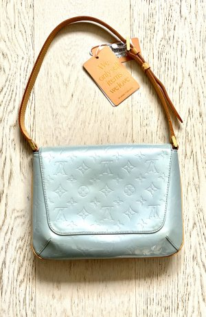 Louis Vuitton Sac porté épaule bleu azur