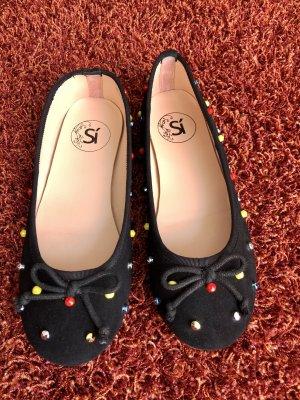 Si Ballerina Gr. 40 schwarz