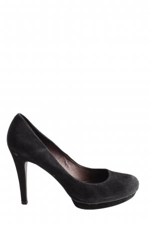si by sinela High Heels schwarz Casual-Look