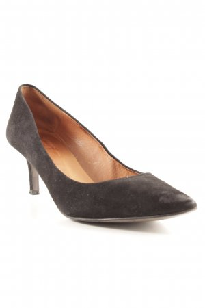 si by sinela Spitz-Pumps schwarz Business-Look