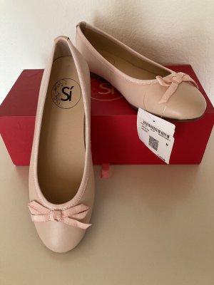 Sì- Echtleder Ballerina
