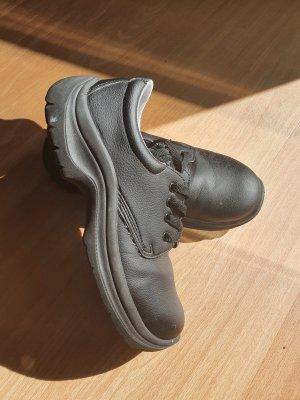 Flamingo Lace Shoes black mixture fibre