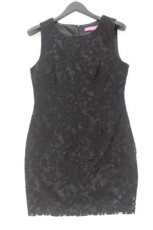 Sienna Abendkleid Größe 42 Ärmellos schwarz aus Polyester