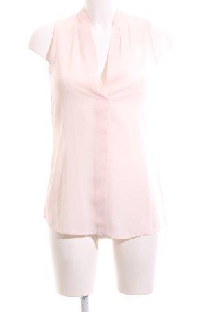 Sienna ärmellose Bluse pink Business-Look