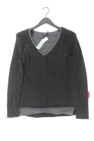 Sienna Pullover a maglia grossa nero Cotone