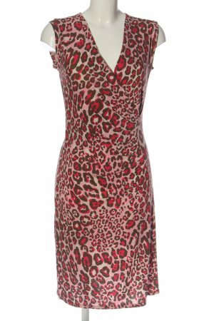 Sienna Shortsleeve Dress allover print elegant