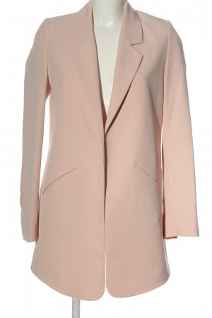 Sienna Blazer lungo rosa stile professionale