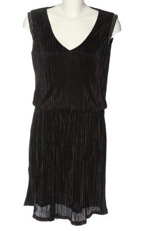 Sienna Minikleid schwarz Elegant
