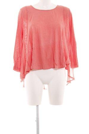 Sienna Schlupf-Bluse rot Casual-Look