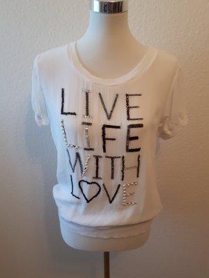 Sienna Shirt 38 weiß