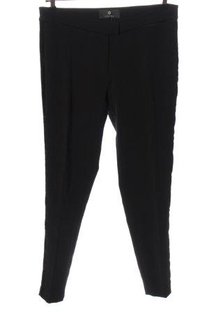 Sienna Pantalone jersey nero stile professionale