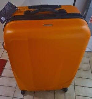 Valigia arancione