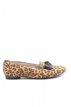 sigal Bailarinas plegables estampado de leopardo look casual