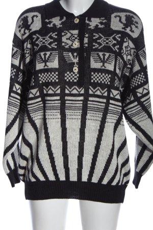 Sigi Scheiber V-Ausschnitt-Pullover