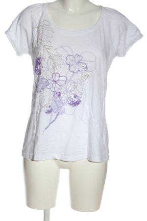 Signal Print-Shirt