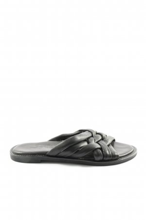 Sigotto donna Comfort Sandals black casual look