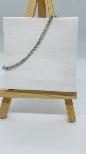 Silber 925 armband 18 cm neu
