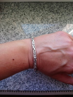 Silber 925 armkette MASSIV !