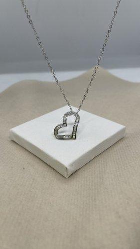 Silber 925 Halskette mit Anhänger neu