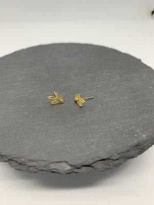 Silber 925 ohrstecker gold neu