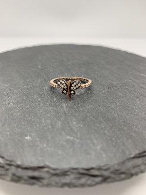 Silber 925 ring rose gr 56 neu