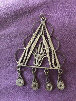 Handmade Hanger zilver