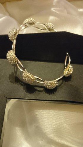 Silber Armreif-Armband