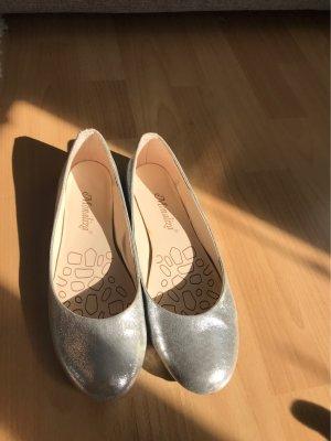 Silber ballerina