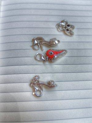 Bijou Brigitte Pendant silver-colored