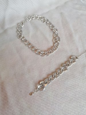 Silber Gliederkette, Gliederkette, Gliederarmband