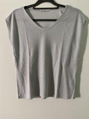 Jaqueline de Yong T-shirt argento-grigio chiaro