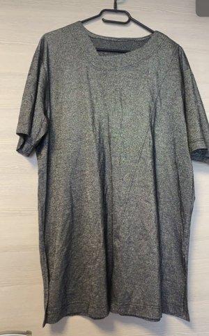 Silber glitzerndes Tshirt