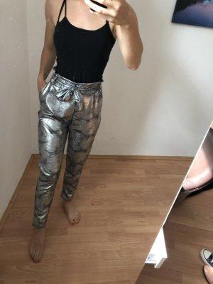 Silber Hose