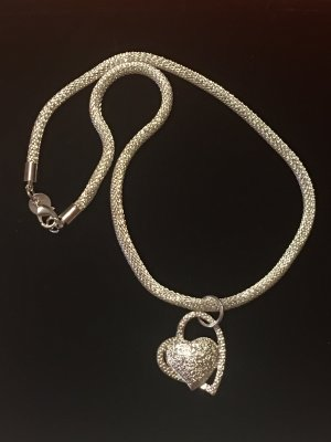 Breloczek srebrny