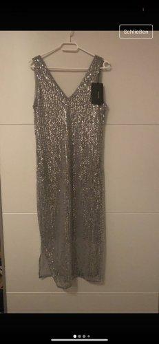 Silber Kleid