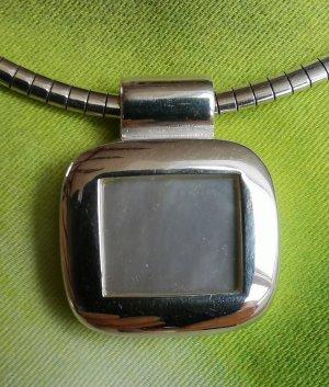 keine Marke Naszyjnik srebrny