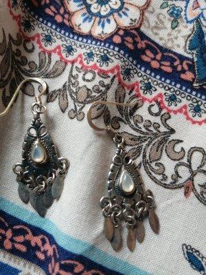Silber Ohrringe, 925