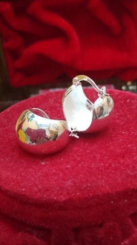 Schmuck Srebrne kolczyki srebrny