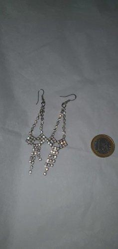 Silber Ohrringe lang