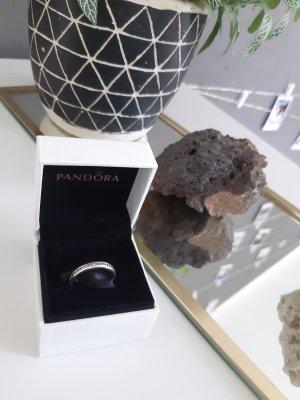 Silber Ring 56 mit Zirkonia