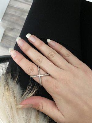Nialaya Srebrny pierścionek srebrny