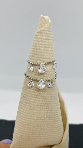 Silber Ring 925 verstellbar neu
